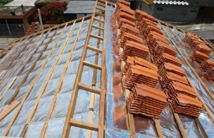 Construção de telhados Campinas