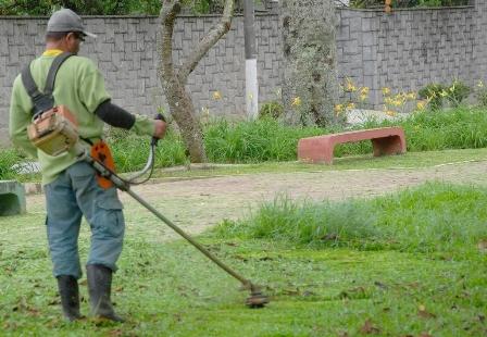 Limpeza de terrenos manutenção de jardins campinas