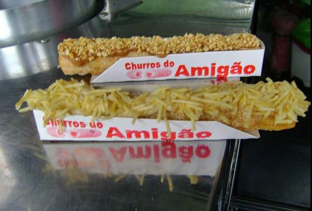 Locação de carrinho de churros para festas Campinas Sao Paulo