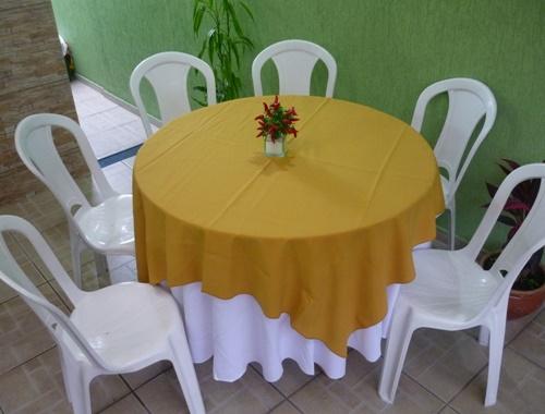 Locação De Mesas E Cadeiras Campinas.