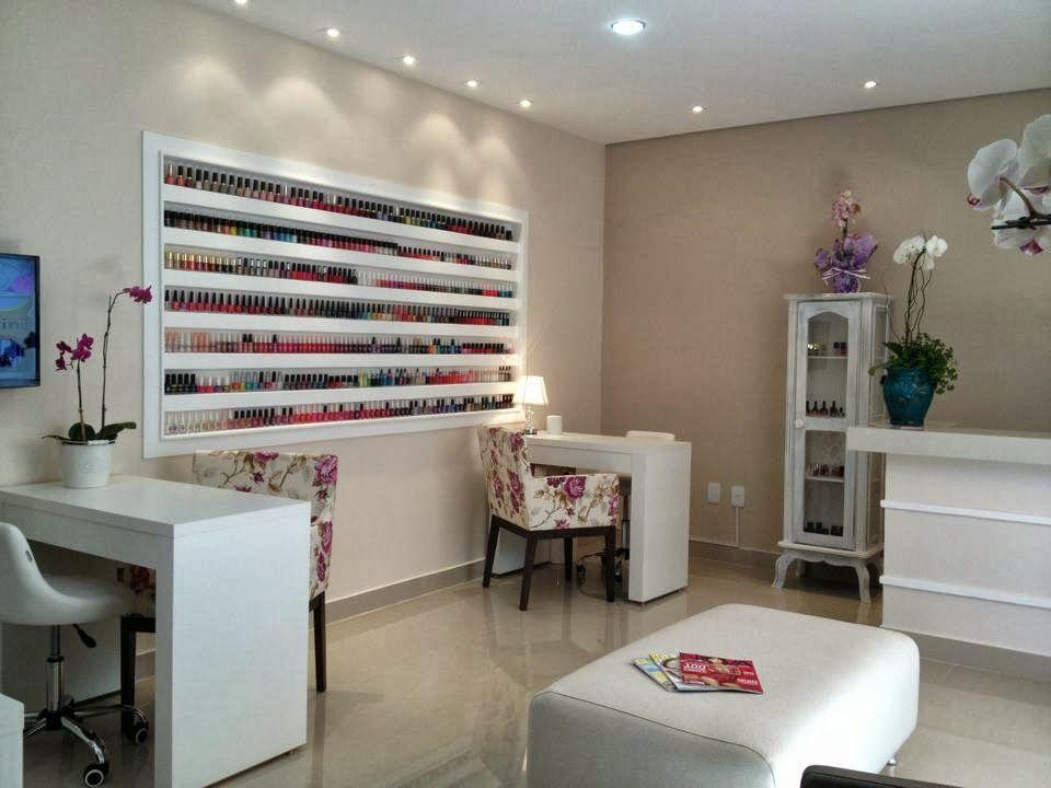 Móveis Para Esmaltaria E Salão De Beleza Em Campinas