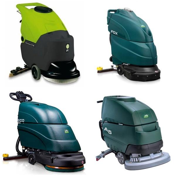 Manutenção de máquinas, varredeiras e lavadoras de piso Campinas e região