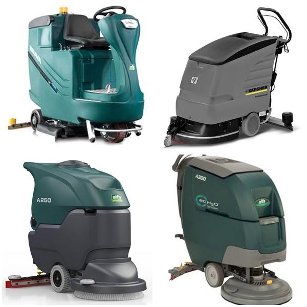 Conserto de máquinas, varredeiras e lavadoras de piso Campinas e região