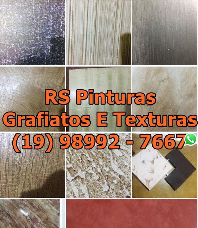 Pintura Residencial Em Campinas, Aplicação De Grafiato, Textura, Casas, Apartamentos