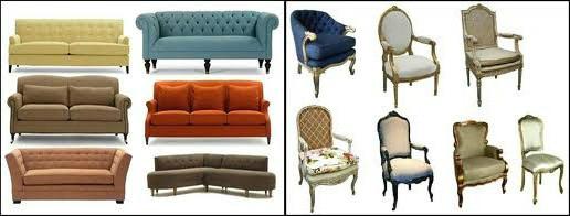 Reforma E Fabricação De Cadeiras Poltronas Sofas Estilo Lui XV XVI Felipe