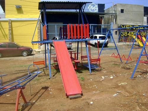 Casa do Tarzan Playground Campinas Hortolândia