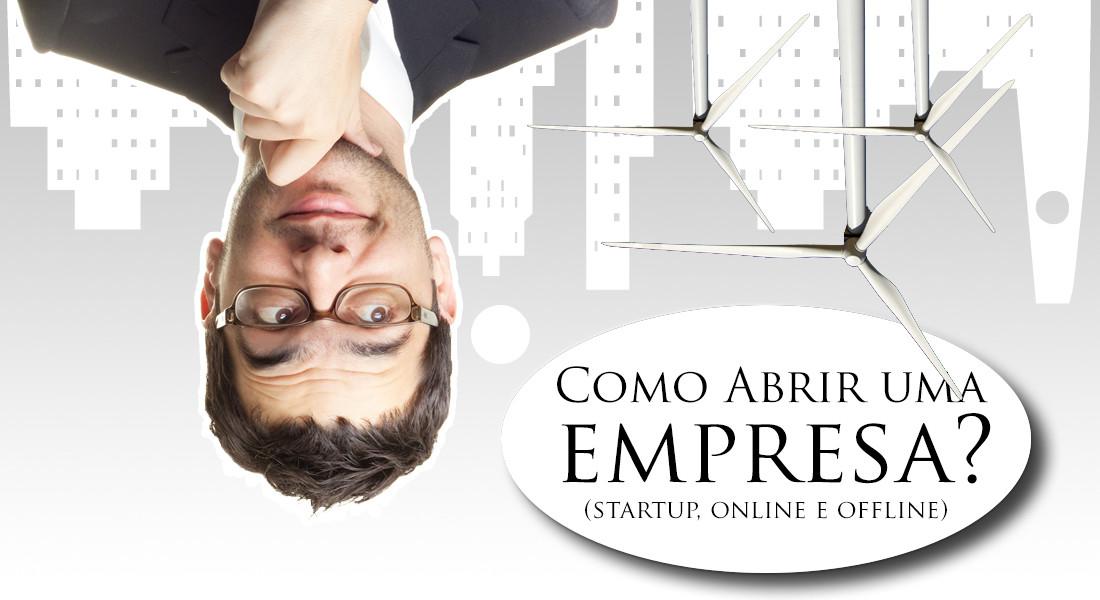 Como Abrir Uma Empresa?