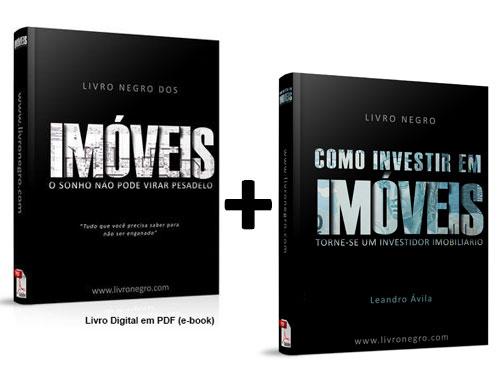 Livro Negro Dos Imoveis E Como Investir Em Imóveis