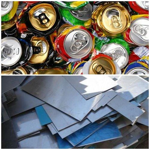 compra e venda de latinhas de aluminio, inox, cobre, sucata eletronica Campinas