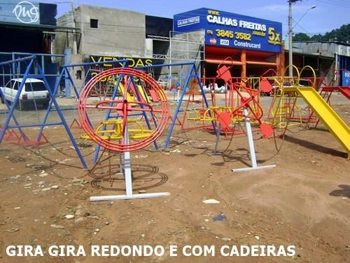 Gira Gira Redondo ou Cadeiras Campinas Hortolândia