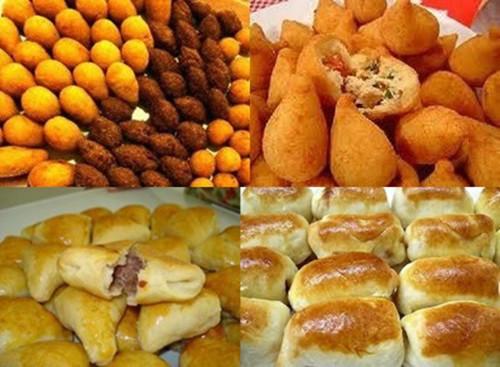 Encomenda De Salgadinhos Fritos E Assados Campinas