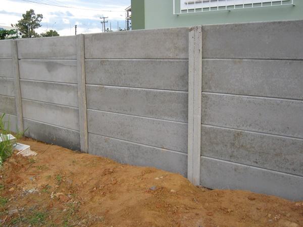 Fazer Muro Pré Moldado Campinas