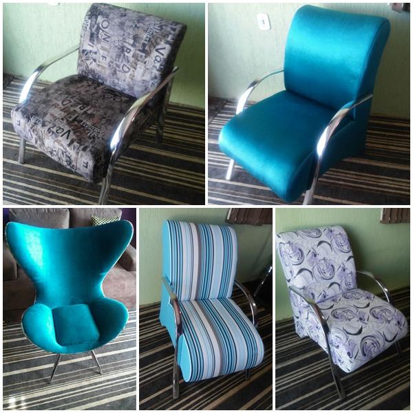 Reforma de estofados, sofas, poltronas e cadeiras finas estilo Luis XV, XVI e Felipe Campinas