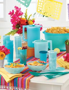 Prepare-se para as suas noites de verão com Tupperware!.