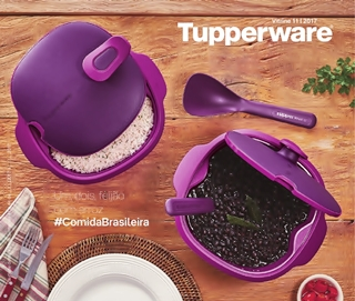 Vitrine 11.2017 Tupperware
