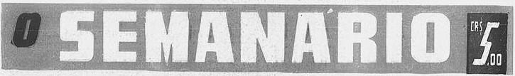 o semanário 1