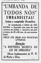 o semanario 3 http://img.comunidades.net/umb/umbandadobrasil/anuncio_do_livro_na_pagina_11_na_semana_de_18_a_25_de_julho_de_1957_1.JPG