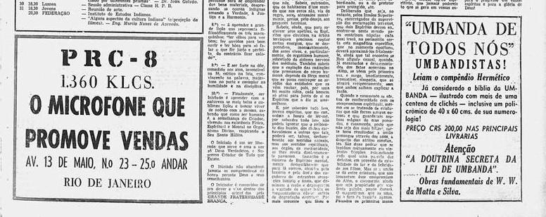 http://img.comunidades.net/umb/umbandadobrasil/anuncio_em_julho_de_1957.JPG
