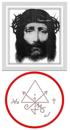 Cristo e logo