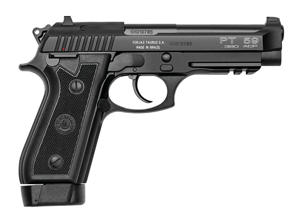 Pistola Taurus Pt 59s