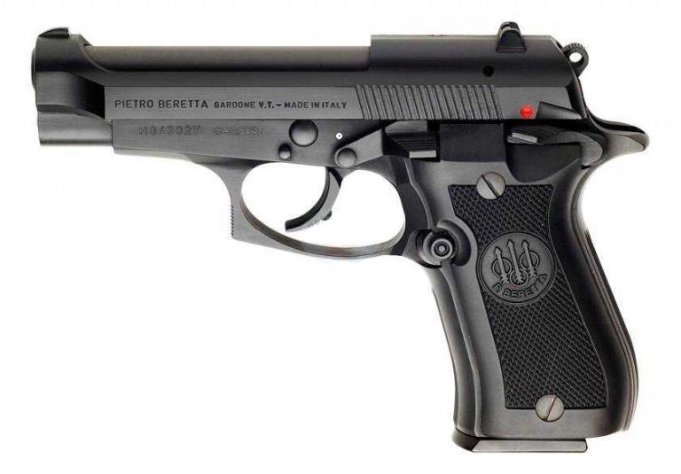 Pistola Beretta Cheetah 84fs