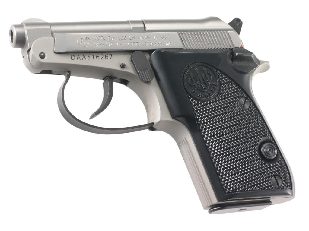 Pistola Beretta A21 Bobcat