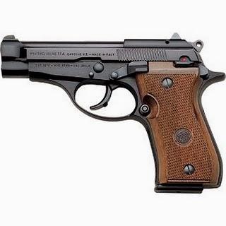 Pistola Pietro Beretta 87 Cheetah cal 22