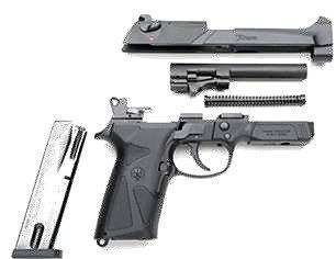 Pistola Beretta 90two