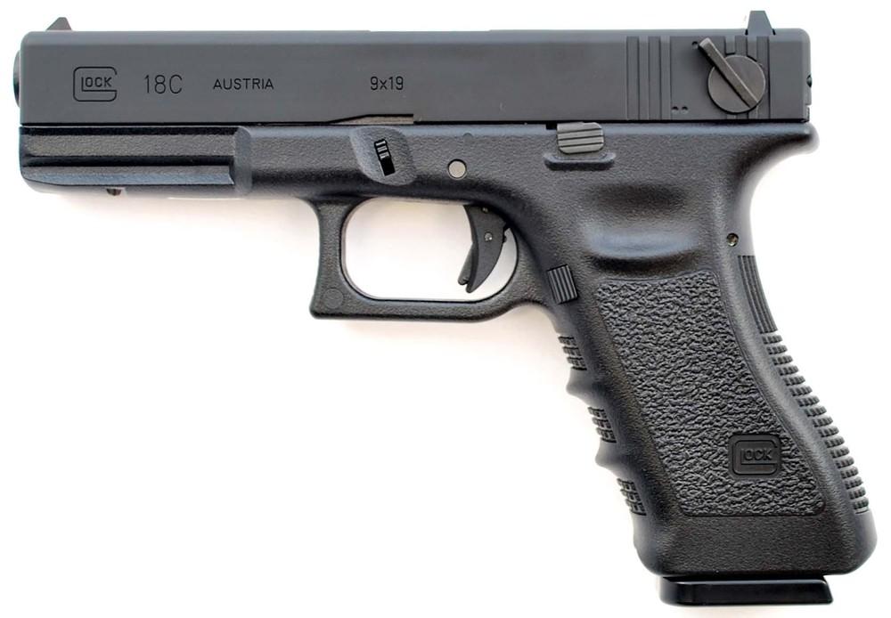 Pistola Glock G18