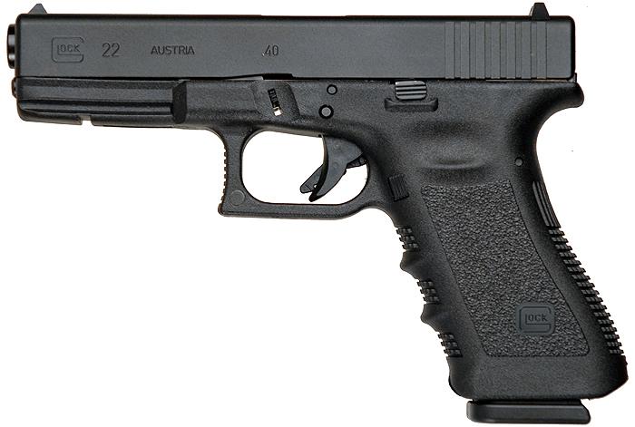 Pistola Glock G22