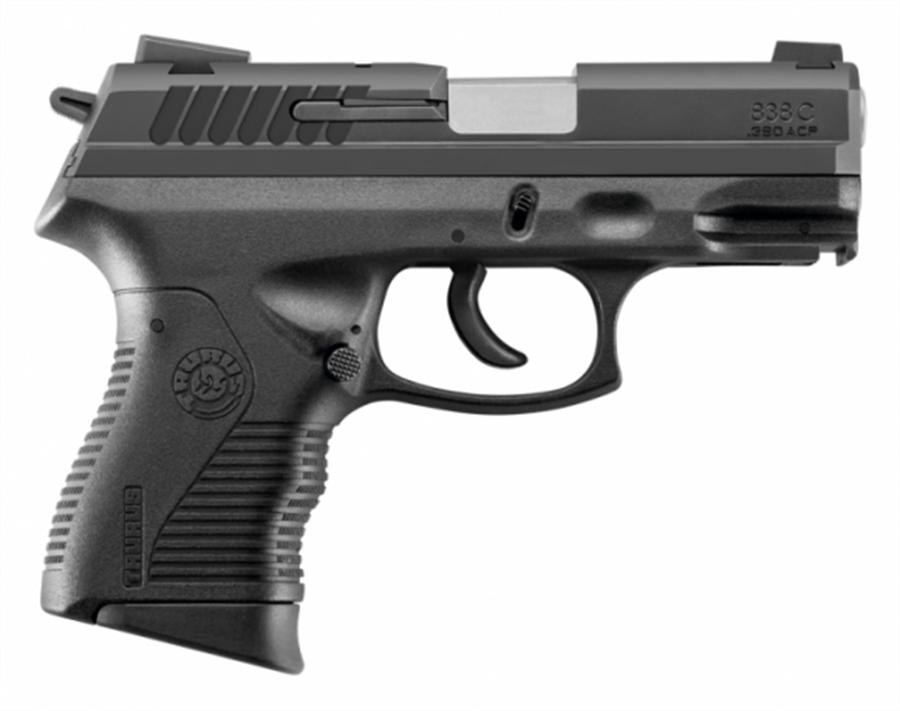 Pistola Taurus Pt 838