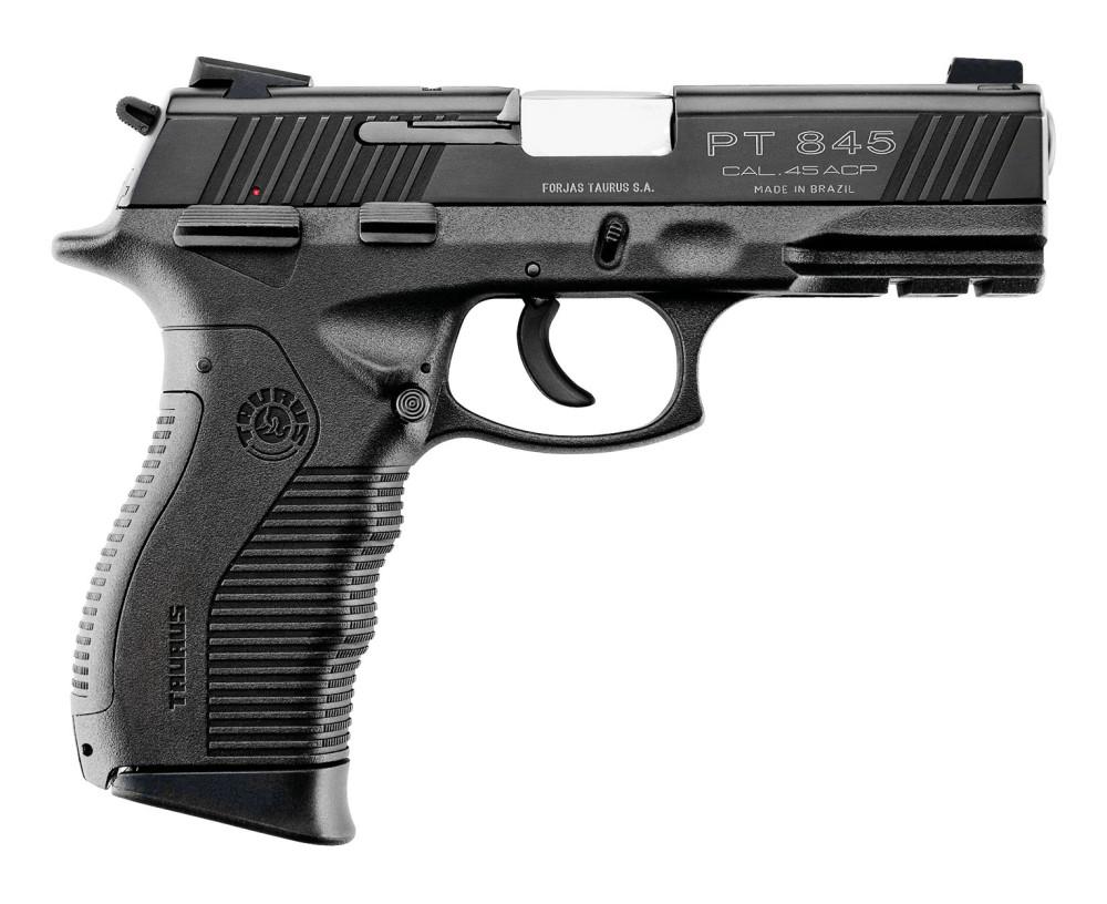 Pistola Taurus Pt 845