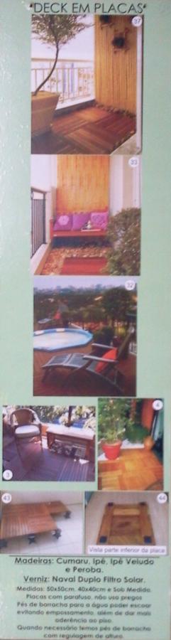 Painel 18 - Deck em Placas