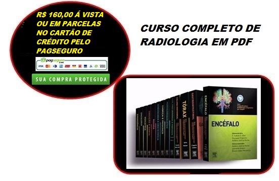 CURSO COMPLETO DE RADIOLOGIA