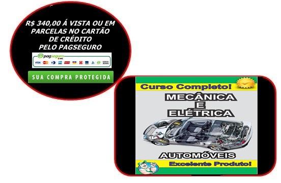 MECÂNICA E ELÉTRICA DE AUTO