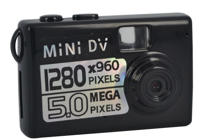 Micro filmadora