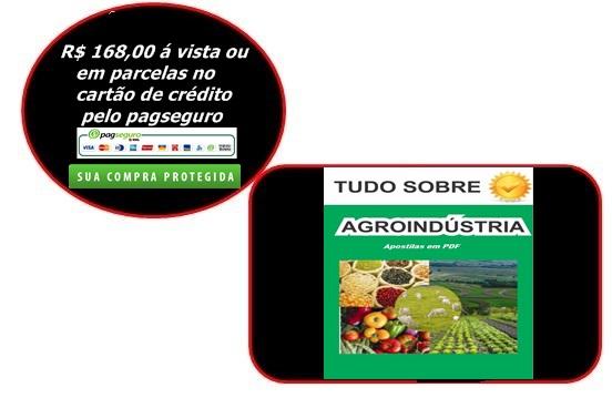 curso sobre agroindústria