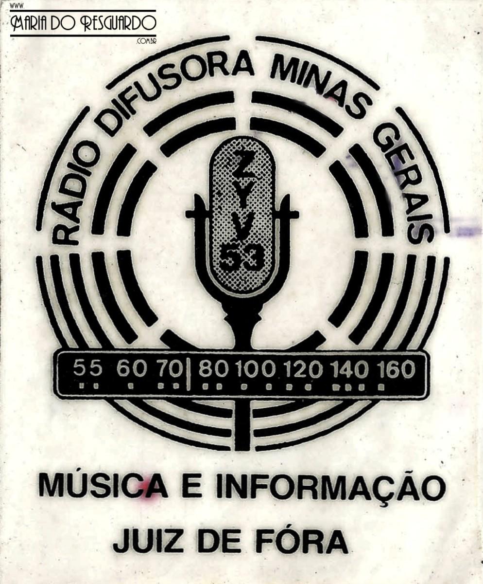 Logomarca da RÁDIO DIFUSORA MINAS GERAIS