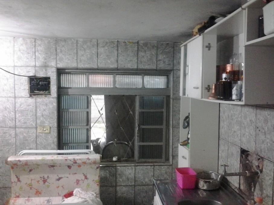 Cozinha casa A