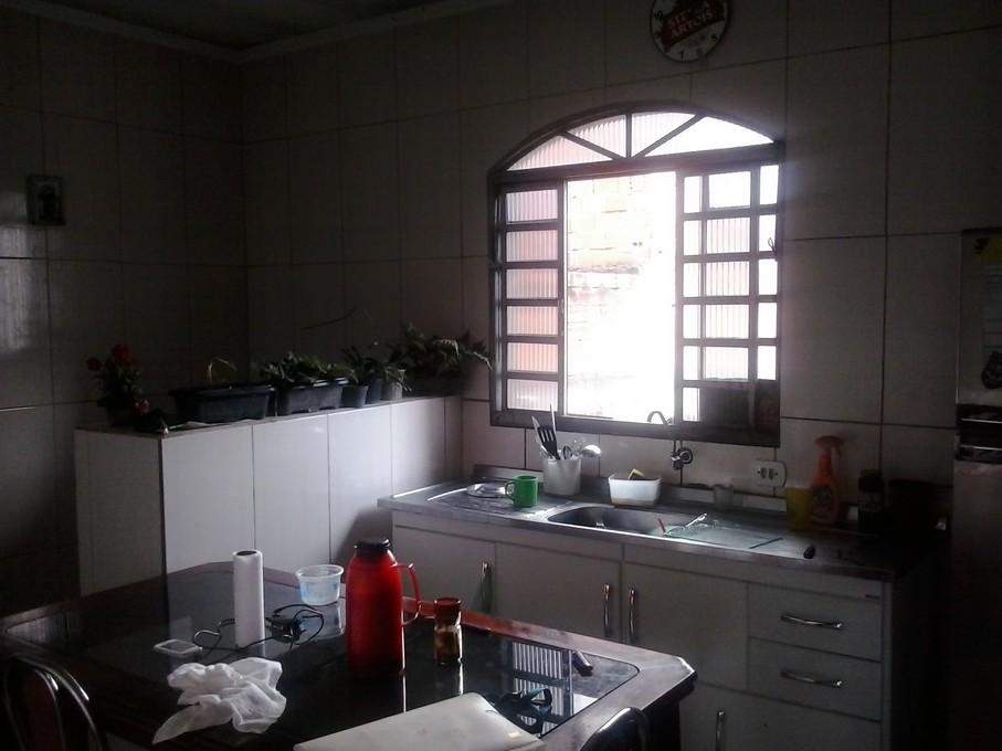Cozinha casa B
