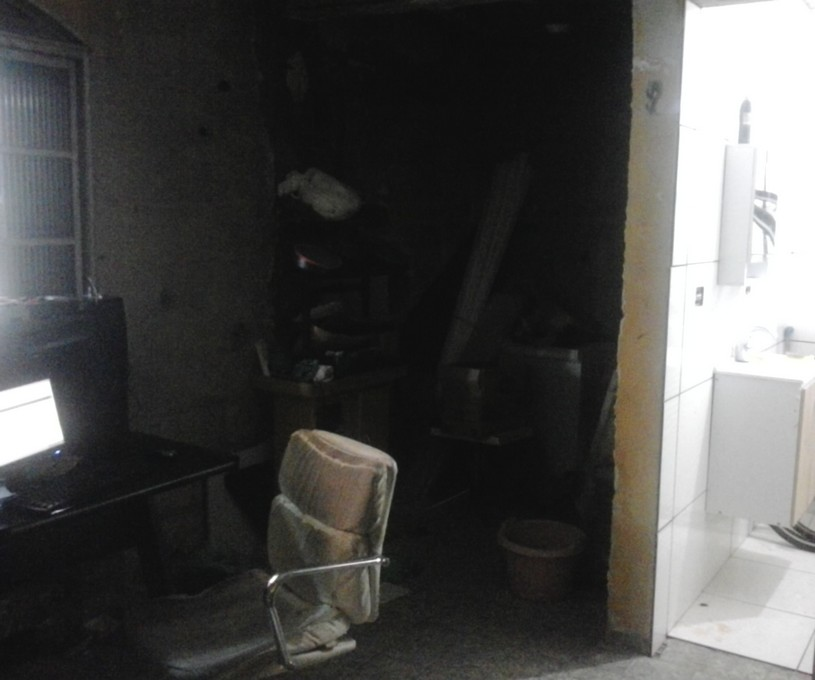 Dormitório 1 c/ Suite - Casa B