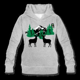 Sweatshirts tendance pour femme, à capuche