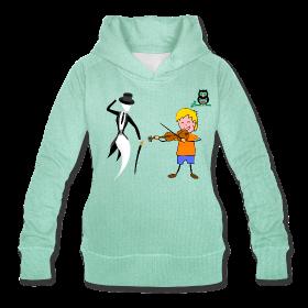 Sweatshirts mode hiver pour femme. À capuche et manches longues.