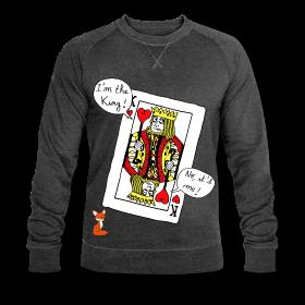 Achetez futé, achetez bien, achetez malin, achetez le pull pour homme,  double saison, hiver et printemps, en vente chez Zappandoo.