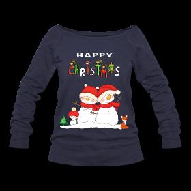 Sweaters spécial Noël pour femme, sur Zappandoo.