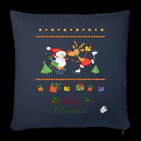 Housses de coussins, spécial Noël, en vente sur Zappandoo.