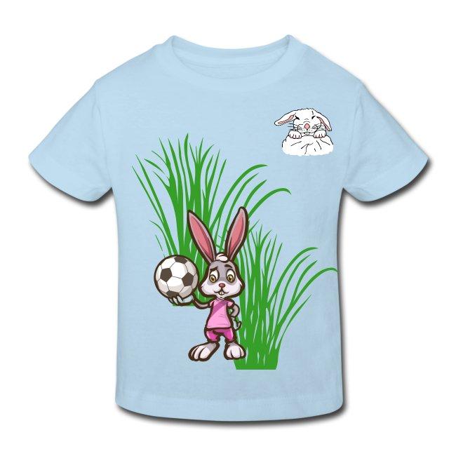 Collection * Les Lapinous* textile Bio de luxe, pour enfants, sur Zappandoo.