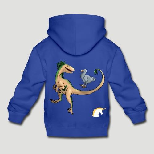 sweatshirts à capuche, tendance pour enfants.
