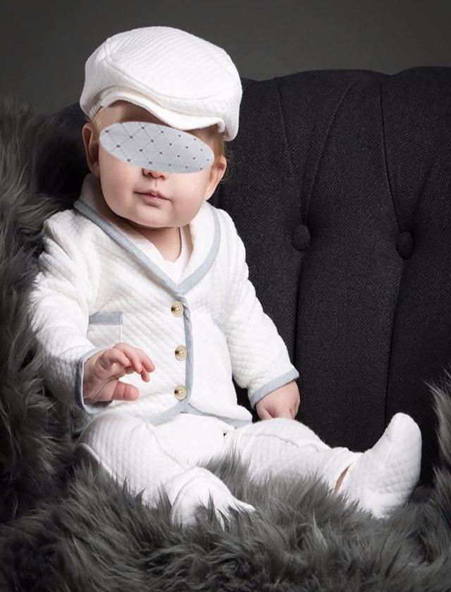 Mode textile tendance pour bébé, sur zappandoo.