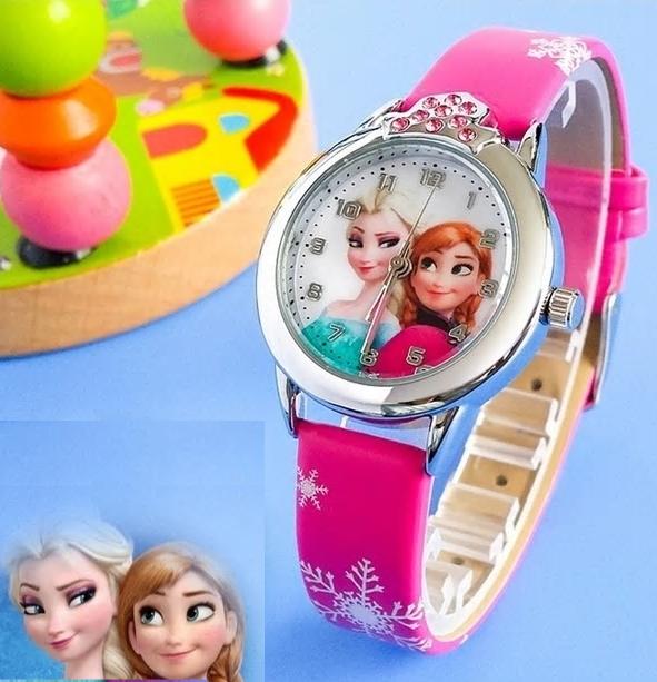 Montres tendance et ludiques pour enfants, filles,  en vente  sur Zappandoo